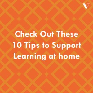 10 Tips to Support Learning at Home